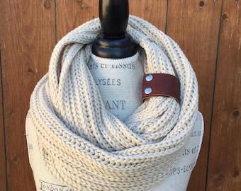 Womens Knit Infinity Scarf, Knit Infinity Scarf, Infinity Knit Scarf, Knit Scarf, knit Scarfs Women, Infinity Scarf Women, Knit scarf
