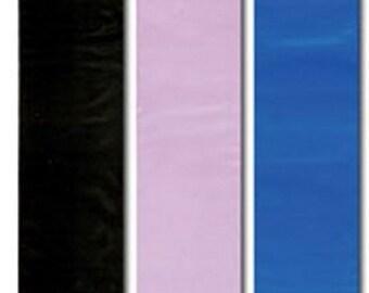 "50-100 2""x12"" Purple Blue Black INCENSE ZIPLOCK Apple Brand Poly Bags 4 cigars candles"