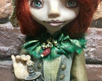 Doll Anfisa (static)