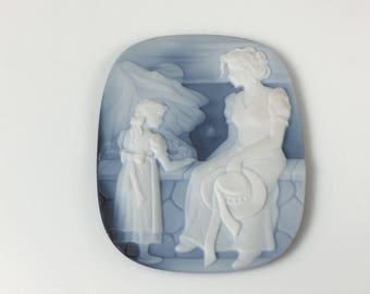 Carved Cameo