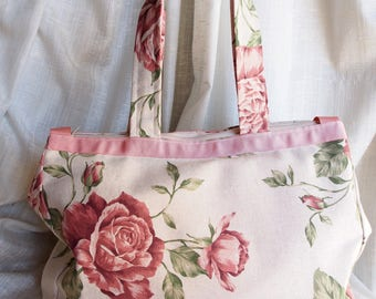 Wild Rose Bag-light pink