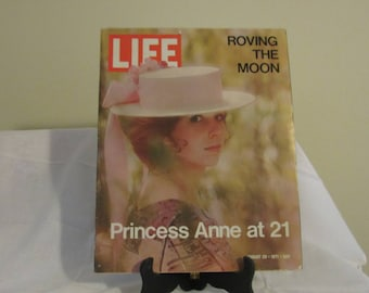 Princess Anne at 21 Magizine