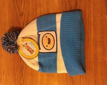 Adventure time Finn Beanie