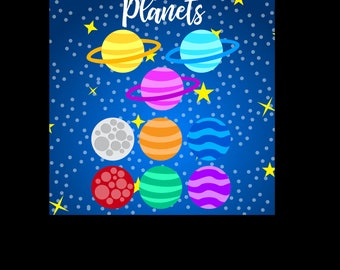 Planets Clipart