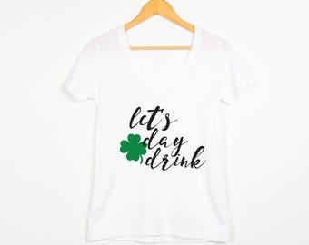 Irish Shirt, St Patrick's shirt, shamrock shirt, New Orleans party shirts, Women st patrick shirt, Kiss me i'm Irish shirt, Irish shirt  P2