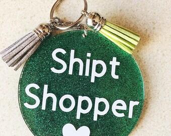 Shipt Shopper Keychain