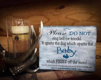 Please Do Not Ring the Bell