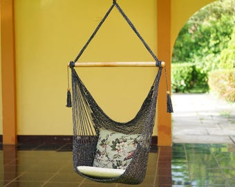 Amazing Hammock Swing Chair For Your Patio Or Decoration
