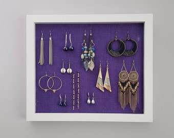 Earring Display Stand, Wall Hanging Earring Holder