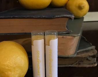 All Natural Lip Balm - Lemongrass