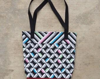 Nebraska dazzle camouflage tote bag (Limited edition)