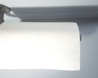 Pipe Paper Towel Holder with Valve