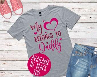 Girl Valentine Shirt | Valentine Shirt | Kids Valentine T-Shirt | Cute Valentine T-Shirt |  Valentine Tee for Kids |  Girls Valentine Tee