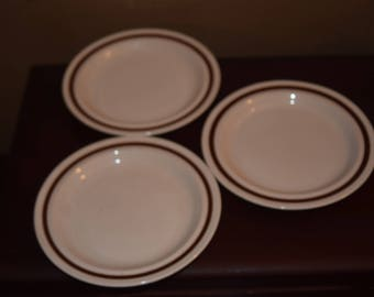 Bread & Butter Plate  Clearbrook by Four Seasons Crafted in Japan