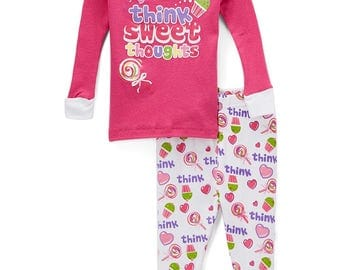 Girls Pj's, 100% cotton, Tightly Fitted, Great Prices, Satisfaction Guaranteed