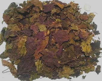 1 oz Perilla Shiso Leaves (Perilla Frutescens) Zi Su Ye Beefsteak Dried Herb