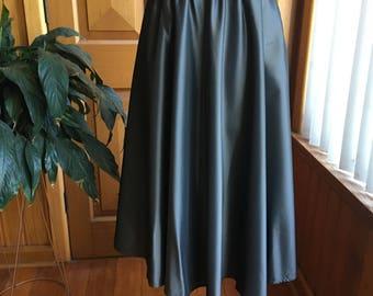 Vintage Sportscraft high waisted  circle skirt - size S