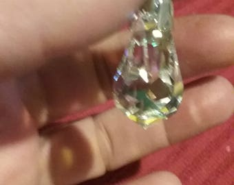 Swarovski large Crystal Pendant