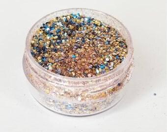 Cosmetic Bio-degradable Glitter *Siren*