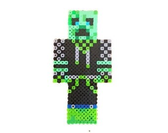 Custom Minecraft Perler Skins (Create your own)