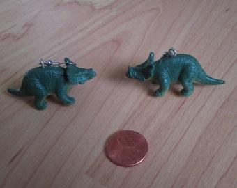 Styracosaurus Earrings