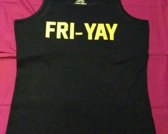 friday fri-yay