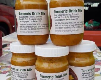 Turmeric Drink Mix