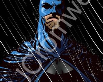 The Dark Knight Print, Full Digital Download