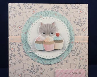 Handmade Card - To Someone Special