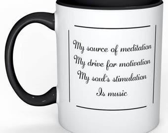 Mug - Music
