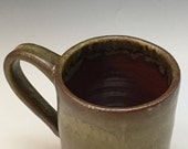 Brown Mug - Coffee Cup - Coffee Mug - Tea Cup - Handmade Pottery
