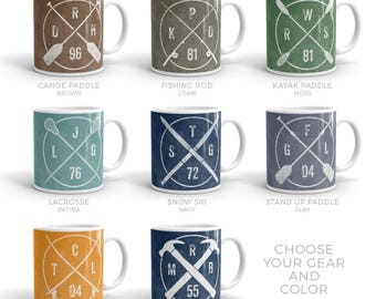 Mens Personalized Gifts- Mens Mugs- Mens Sport- Gifts for Men- Valentine Personalized Sports Mug- Mens Coffee Mug- Personalized Mens Gifts