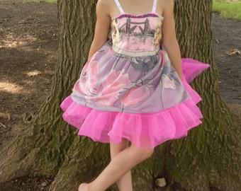 Rubypearl Girls' Tower Bridge Dress
