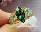 Tourmaline Forest Green, ...