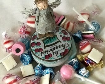 Candy - Hand Carved - USA
