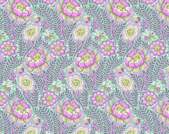 Tula Pink Spirit Animal Petal Heads Lunar Freespirit Fabric