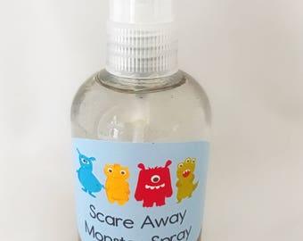 Scare Away Monster Spray