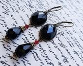 Vampire Moon earrings