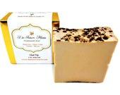 SOAP- Chai Tea Soap - Vegan Soap - Soap Gift - Christmas Soap, Fall Soap, Chai latte soap, Christmas Gift, Father's Day gift