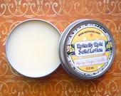 Honey Ginger Vanilla Many Purpose Solid Lotion - Limited Edition It's Still Summer Scent