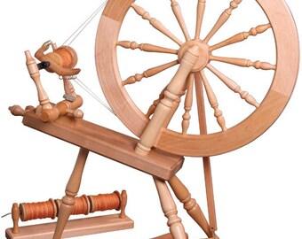 Ashford Elizabeth 2 Spinning Wheel Unfinished