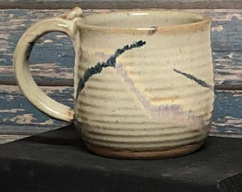 Stoneware Coffee or Tea Mug Cup 12oz.