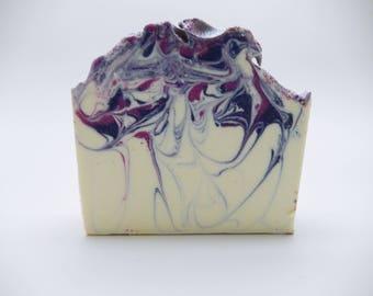 Vanilla Lavender Cold Process Soap, Handmade soap-cp soap-Artisan Soap,Goats Milk Soap, Luxury Soap, Cold Process Soap, Nana J's Handmades