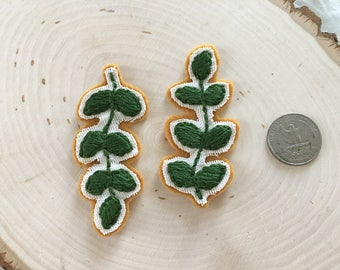 Green Leaf - Plant Lover Patch NEW