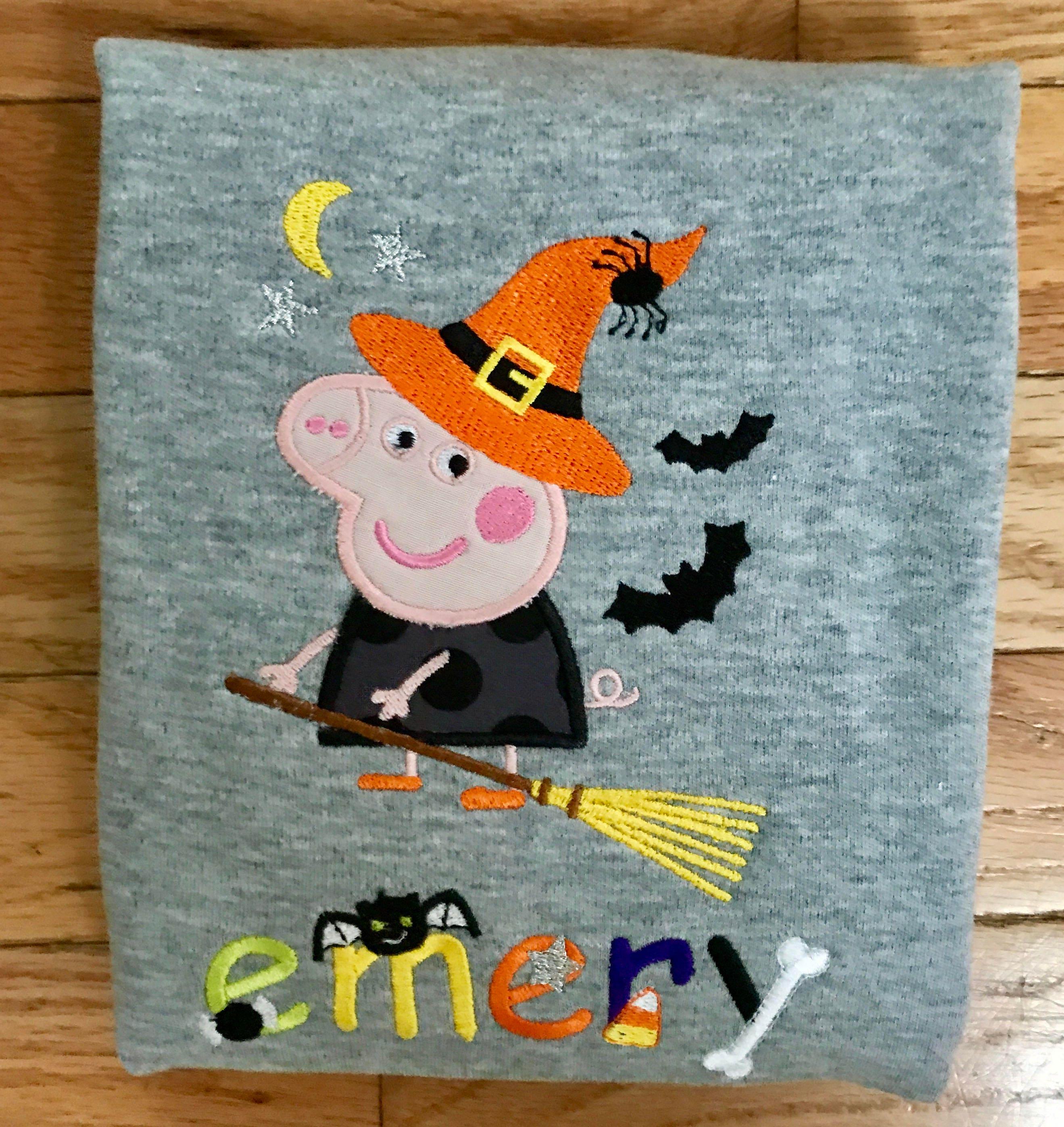 Peppa Pig Halloween Shirt