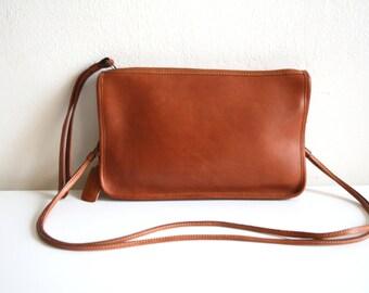 Bonnie Cashin Cognac Coach Bag