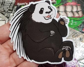 Vinyl Sticker - Pandapine