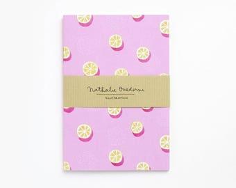 list notebook, Bullet journal notebook, Bullet journal, bullet notebook, notebook, bujo, small notebook, small journal, to-do list notebook