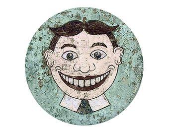 Asbury Park TILLIE Pinback Button