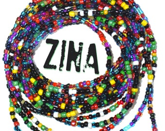 Zina ~ YourWaistBeads.com